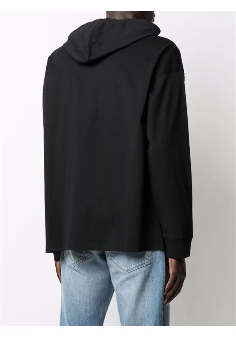 Felpa stampata Moschino Couture | Felpa | A1211-70401555