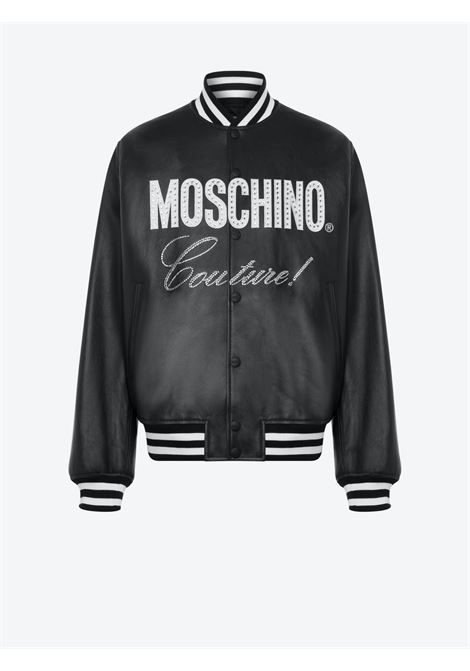 Bomber in nappa Moschino Couture | Jacket | A3702-70701555