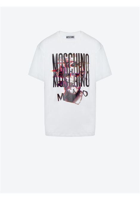 T-shirt in jersey Moschino Couture | T-shirt | J0703-70401001
