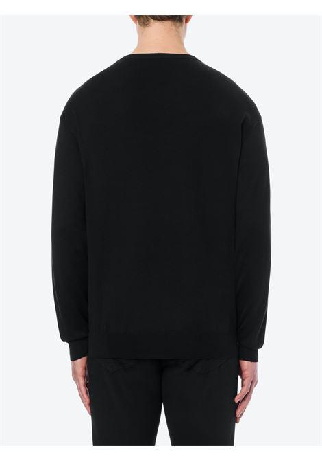 Pullover in puro cotone Moschino Couture | Maglia | J0913-70012555