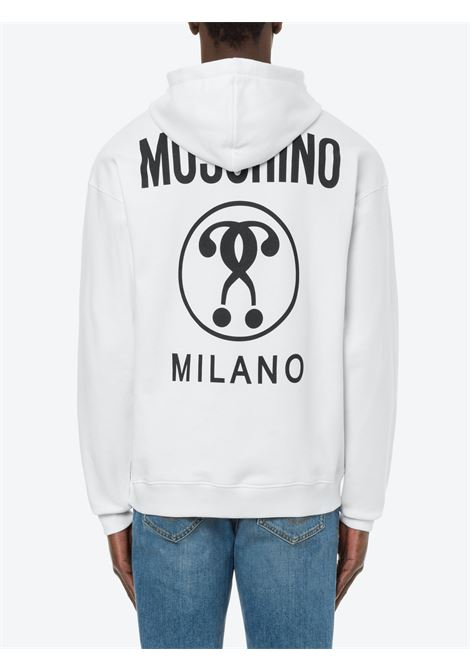 Felpa con cappuccio Moschino Couture | Felpa | J1706-70271001