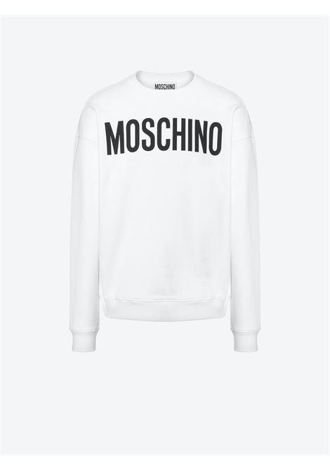 Felpa in cotone Moschino Couture | Felpa | J1718-70271001
