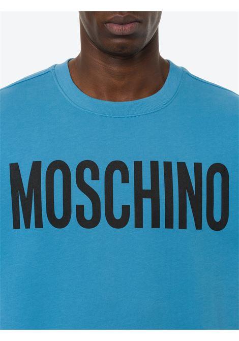 Felpa in cotone Moschino Couture | Felpa | J1718-70271307