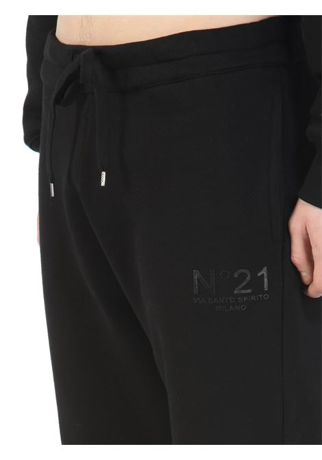 pantalone felpato N°21 | Pantafelpa | B072-40639000
