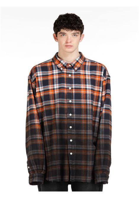 Camicia in cotone tartan N°21 | Camicia | G031-1006Q6B1