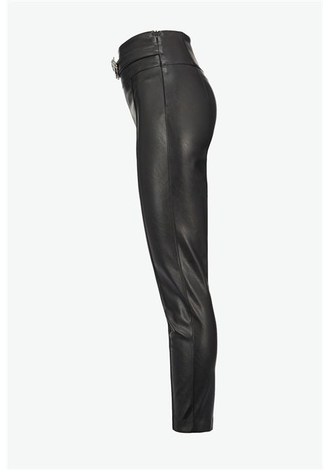 campus pants similpelle Pinko | Pantalone | 1G16F6-7105Z99
