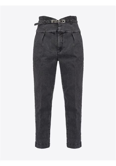 ariel 16 bustier Pinko | Jeans | 1J10QR-Y6FGI90