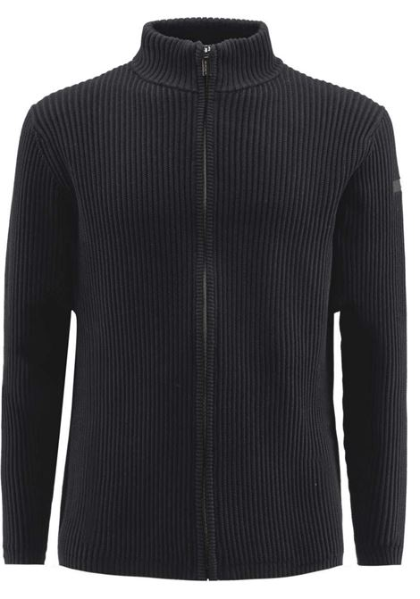 knit cotton 7 zip RRD | Maglia | W2111910