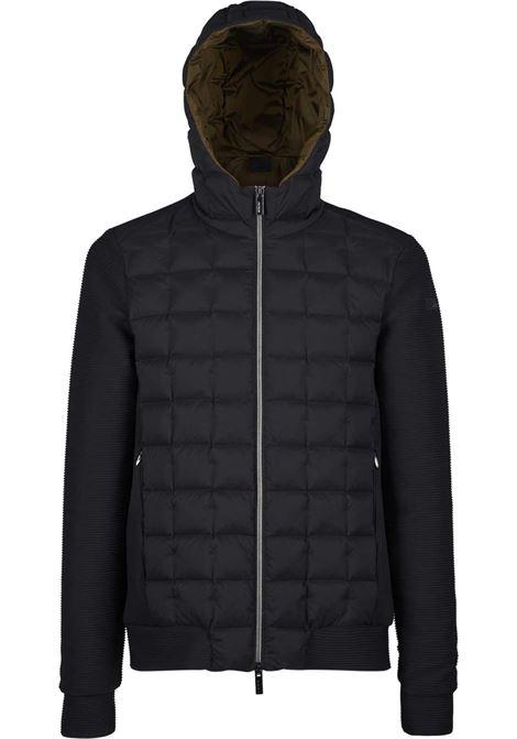 fleece spand hybrid down hood RRD | Felpa | W2115710
