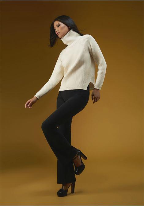 knit amos turtleneck lady RRD | Maglia | W2160109