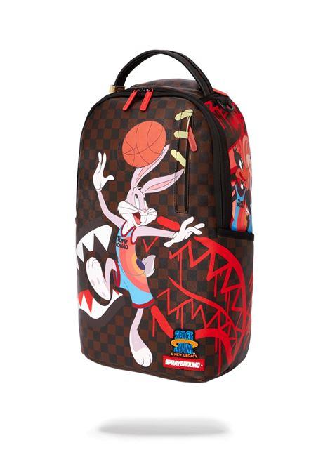Backpack space jam 2 Sprayground | Zaino | 910B3831NSZMARR/NR