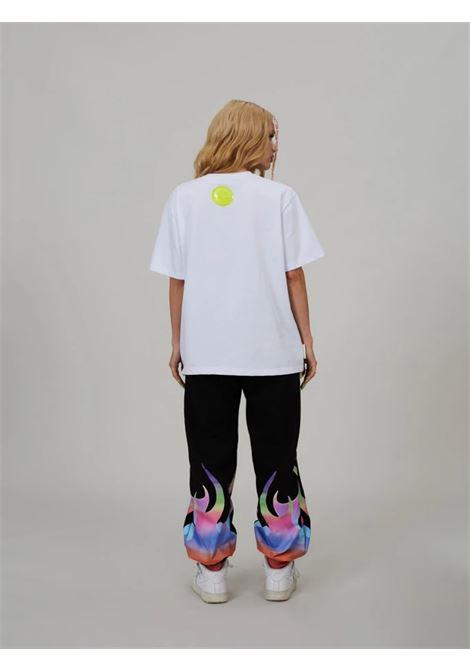 T-shirt girocollo con intarsio Teen Idol | T-shirt | 029797001
