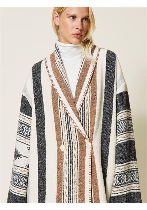 Cappotto di misto lana Twinset | Cappotto | 212TT222106306
