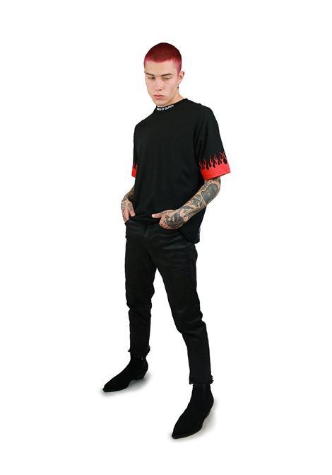 T-shirt Flame Red Vision Of Super | T-shirt | B1FLREDBLACK
