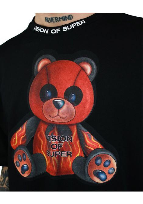 T-shirt Pandy Vision Of Super | T-shirt | B1PANDYBLACK