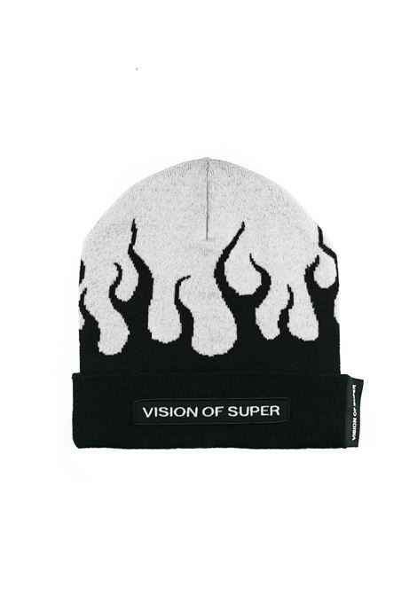 cappello lana Vision Of Super | Cappello | BEANIEFLWHITEBLACK