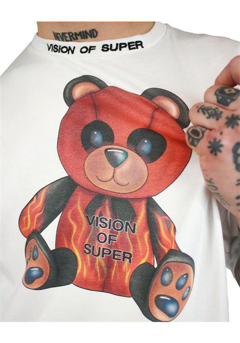 T-shirt Pandy Vision Of Super | T-shirt | W1PANDYWHITE