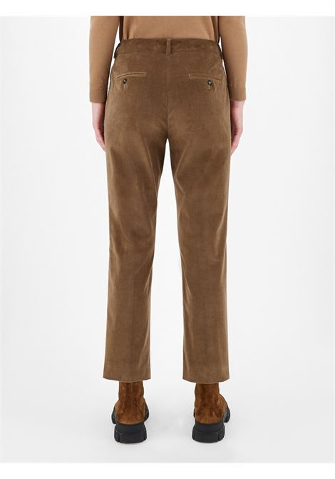 Pantaloni in velluto Weekend By MaxMara | Pantalone | APICE008