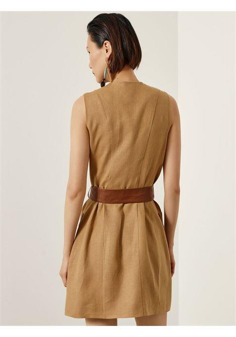 Gilet safari ACC ESS Fashion | Jacket | 1042-103CAMEL