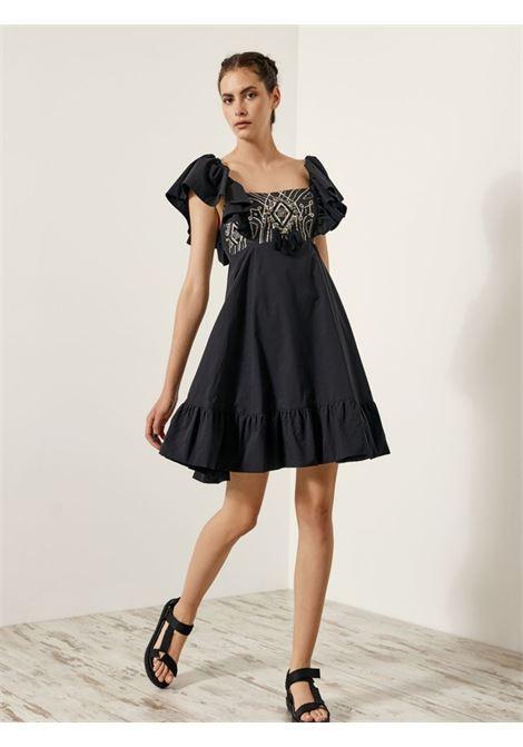 Mini abito ACC ESS Fashion   Abito   3056-369BLACK