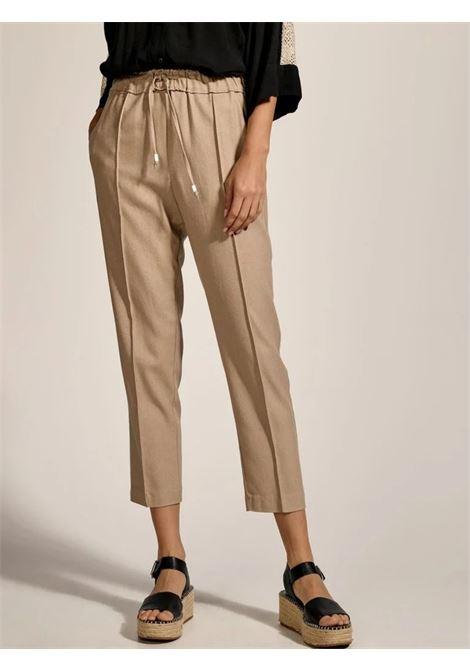 Pantalone alla caviglia ACC ESS Fashion | Pantalone | 5065-569BEIGE