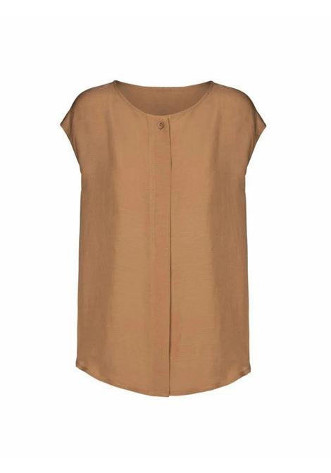 Camicia boxy ACC ESS Fashion | Camicia | 7033-128BEIGE