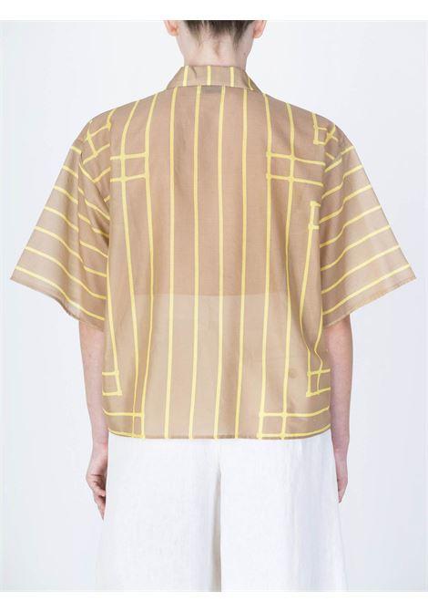 Camicia boxy Alysi | Camicia | 101287-P1238BG-GLL