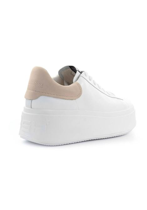 nappa calf Ash | Sneakers | MOBY03