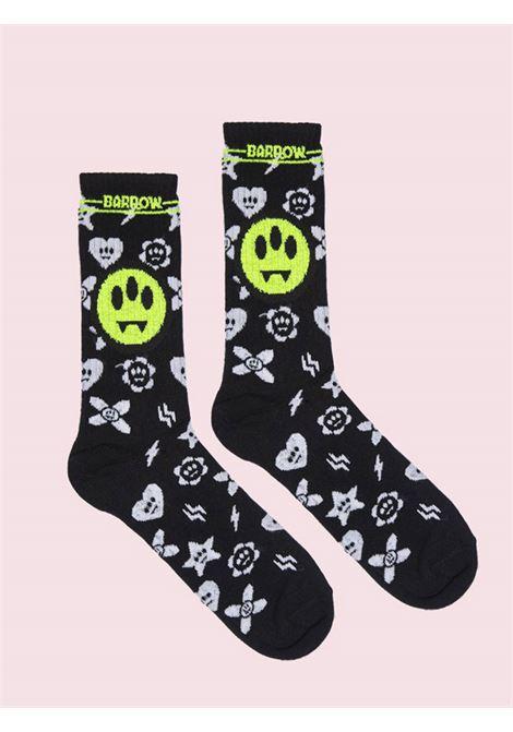 Socks Barrow | Calzini | 029300NERO