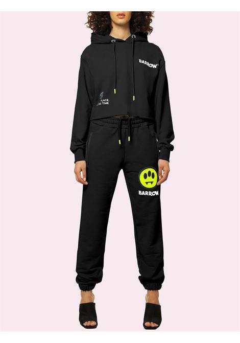 Cropped hoodie Barrow | Felpa | 029450110