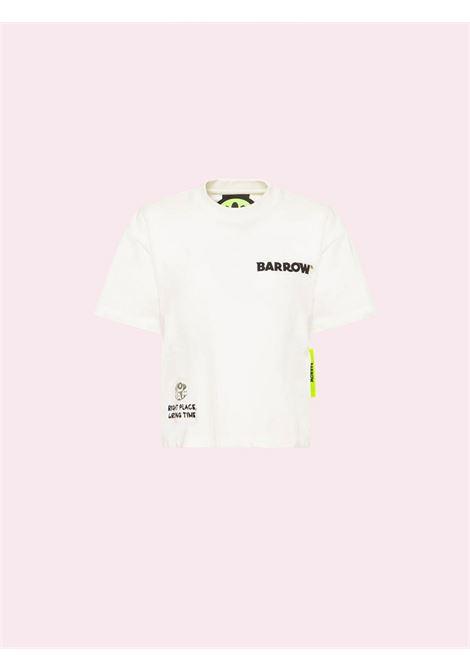 Cropped t-shirt Barrow | T-shirt | 029451002