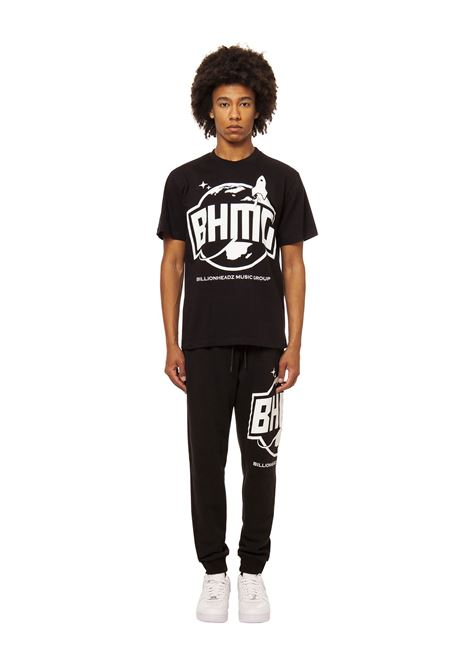 Tee logata BHMG | T-shirt | 028328NERO