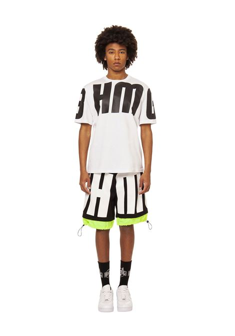 T-shirt Logata BHMG | T-shirt | 029045BIANCO