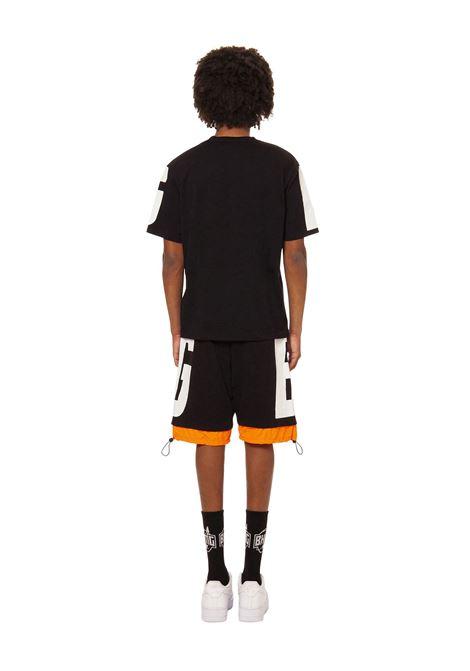 T-Shirt logato BHMG | T-shirt | 029045NERO