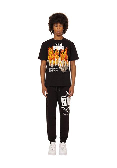 T-Shirt Logata BHMG   T-shirt   029108NERO