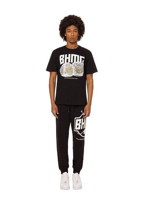T-shirt stampata BHMG | T-shirt | 029111NERO
