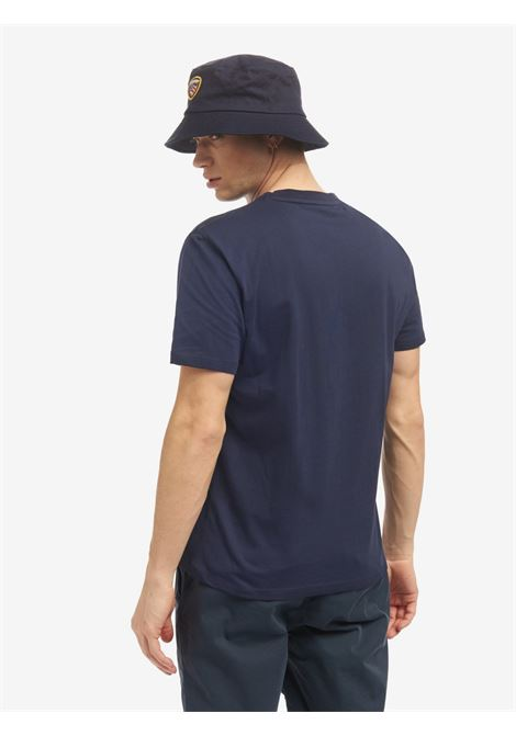T-shirt in jersey Blauer | T-shirt | 21SBLUH02131-004547802