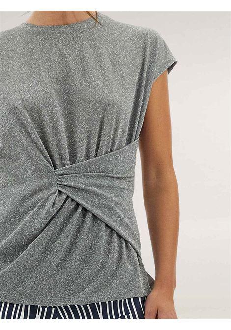 T-shirt in jersey lurex Caractère | T-shirt | G190D0-931903