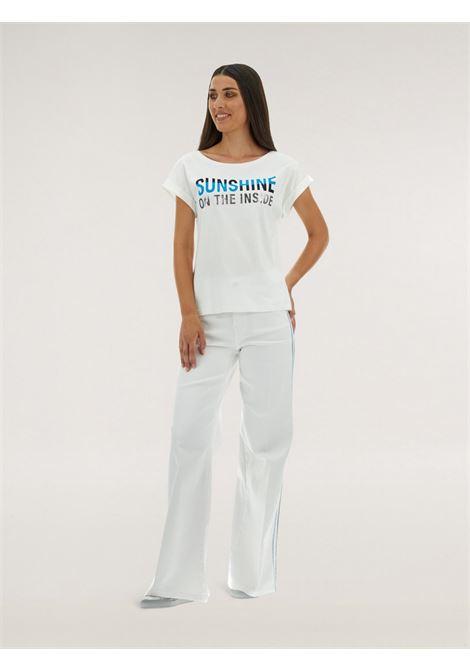 T-shirt in jersey Caractère | T-shirt | G204D0-88Q1S1