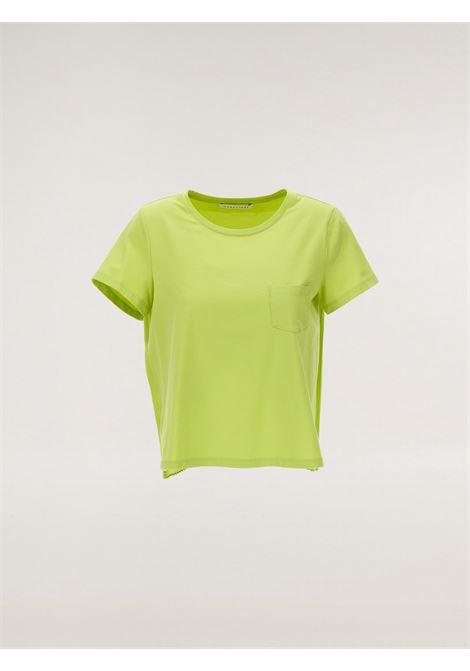T-shirt bimaterica Caractère | T-shirt | G235D1930515