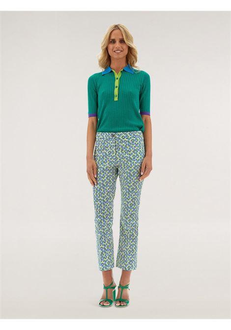 Pantaloni flare Caractère   Pantalone   P055A1417802
