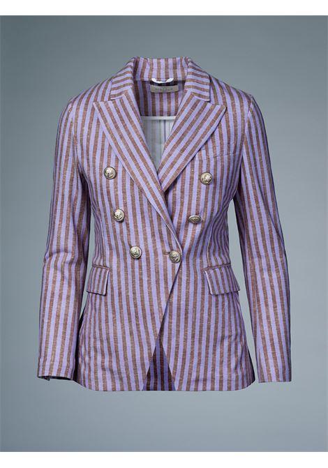 giacca t.topp jersey Circolo 1901 | Giacca | FD1932VIOLE