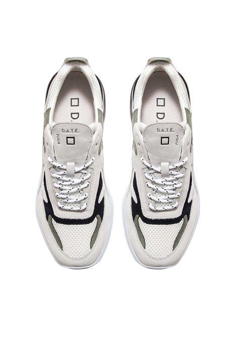 fuga mesh D.A.T.E. | Sneakers | M321-FG-ME-WHWHITE