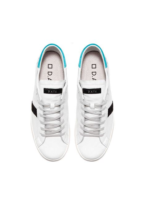 hill low fluo D.A.T.E. | Sneakers | M341-HL-FL-WKWHITE-SKY