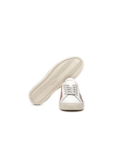 HILL LOW ROOF PINK D.A.T.E. | Sneakers | W321-HL-RO-PKPINK