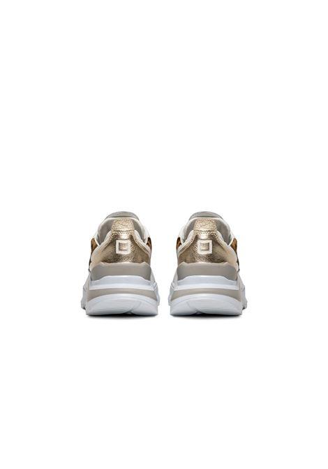 fuga animalier D.A.T.E. | Sneakers | W341-FG-AN-LELEOPARD