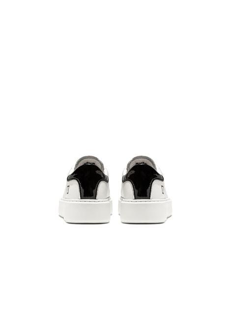 Sfera calf D.A.T.E. | Sneakers | W341-SF-CA-WBWHITE-BLACK
