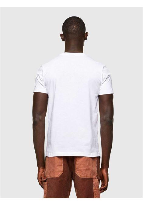 T-Shirt T-diegos Diesel | T-shirt | A01721-0QBAE100