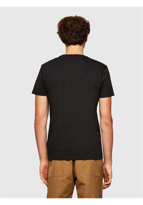 T-Shirt T-diegos Diesel   T-shirt   A01721-0QBAE9XX