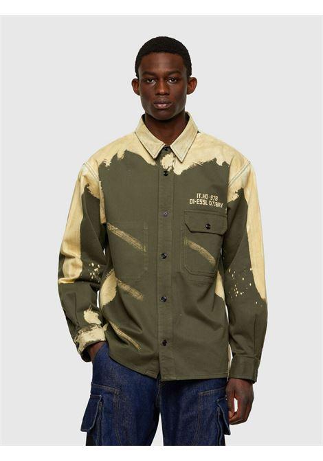 s-bunnell camicia Diesel | Camicia | A018180ICAN51F